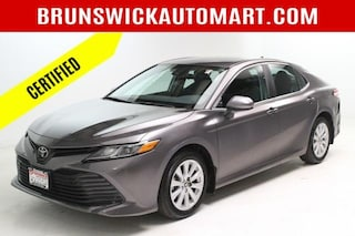 Certified Pre-Owned 2019 Toyota Camry LE Sedan T193123A for sale near you in Brunswick, OH