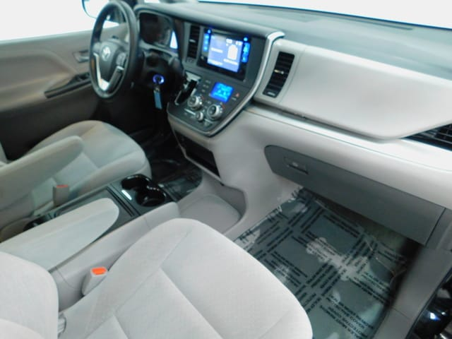 Certified Used 2016 Toyota Sienna LE 7 Passenger For Sale in