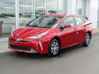 New 2019 Toyota Prius LE AWD-e Hatchback