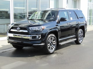 New 2019 Toyota 4Runner Limited SUV T191407 near Cleveland in Brunswick, OH