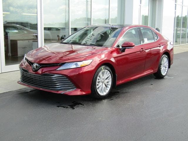Featured New 2019 Toyota Camry XLE V6 Sedan for sale near you in Brunswick, OH