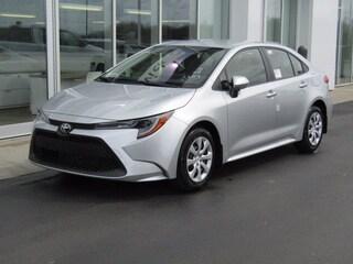 New 2020 Toyota Corolla LE Sedan for sale near you in Brunswick, OH