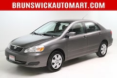 2008 Toyota Corolla LE Sedan for sale in Brunswick, OH at Brunswick Subaru