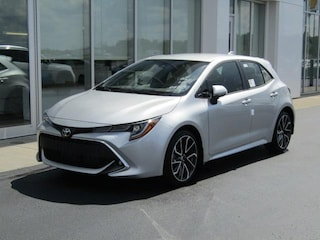 New 2019 Toyota Corolla Hatchback XSE Hatchback T191147 for sale near you in Brunswick, OH