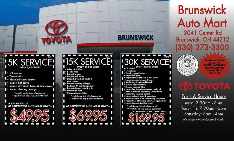 Brunswick Auto Mart >> Brunswick Toyota   New Toyota dealership in Brunswick, OH ...