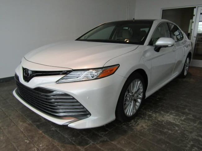 New 2018 Toyota Camry XLE V6 Sedan for sale in the Brunswick, OH