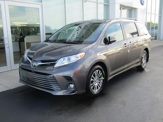 New 2019 Toyota Sienna XLE 8 Passenger Van T190473 for sale near you in Brunswick, OH
