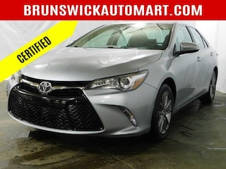 Certified Pre-Owned 2017 Toyota Camry SE Sedan T201375A for sale near you in Brunswick, OH