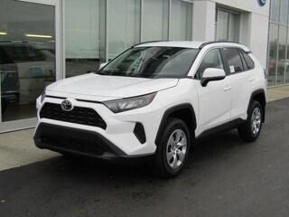 New 2019 Toyota RAV4 LE SUV T190748 in Brunswick, OH