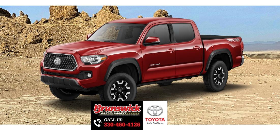 toyota pickup truck lease