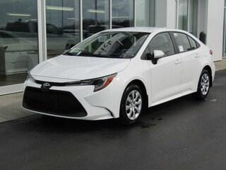 New 2020 Toyota Corolla LE Sedan
