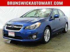 2012 Subaru Impreza 2.0i Limited w/Moonroof Sedan SB201370A for sale in Brunswick at Brunswick Subaru