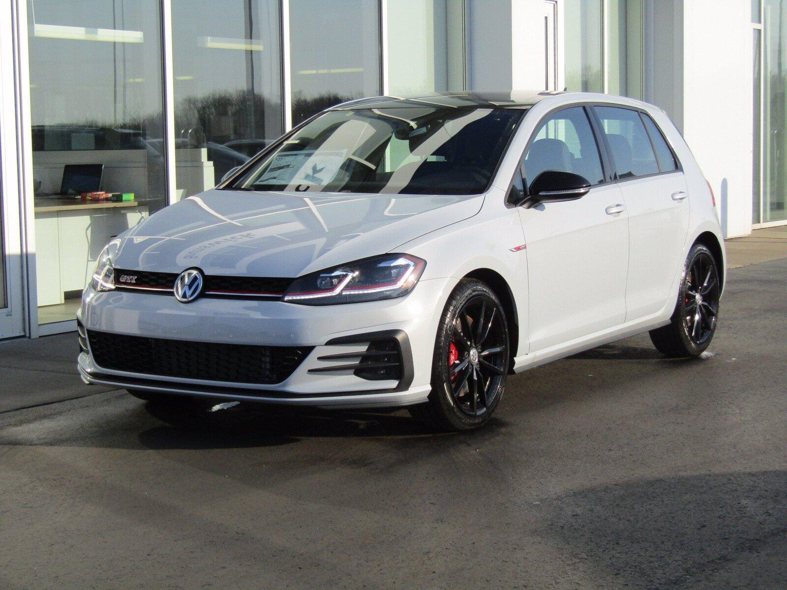 2021 Volkswagen Golf GTI Hatchback