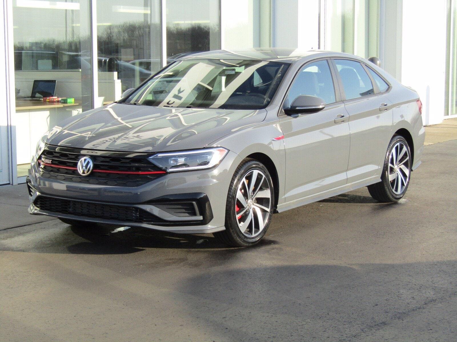 2021 Volkswagen Jetta GLI Sedan