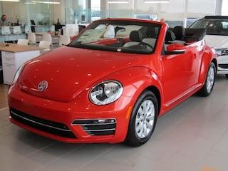 2019 Volkswagen Beetle 2.0T S Convertible
