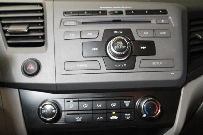 Used 2012 Honda Civic For Sale at Brunswick Volkswagen | VIN