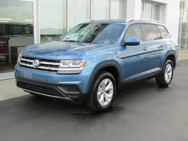 New 2019 Volkswagen Atlas 3.6L V6 S 4MOTION SUV for sale in the Brunswick, OH
