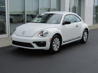 New 2018 Volkswagen Beetle 2.0T S Hatchback VW180754 for sale near you in Brunswick, OH