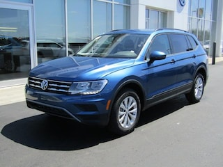 New 2018 Volkswagen Tiguan 2.0T S 4MOTION SUV VW181093 in Brunswick, OH