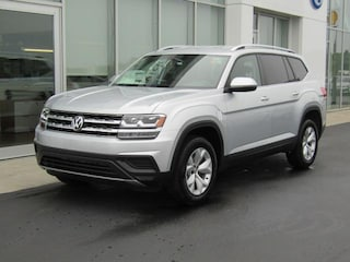 New 2019 Volkswagen Atlas 3.6L V6 S 4MOTION SUV VW190269 in Brunswick, OH