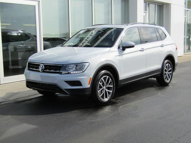 New 2019 Volkswagen Tiguan 2 0t Se 4motion For Sale In Brunswick Oh Near Cleveland Akron Parma Oh Vin 3vv2b7ax9km048069