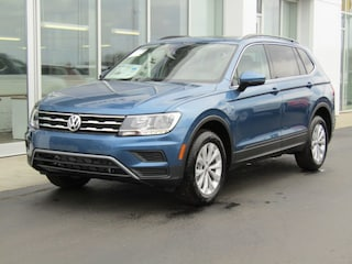 New 2019 Volkswagen Tiguan 2.0T S SUV VW190763 for sale near you in Brunswick, OH