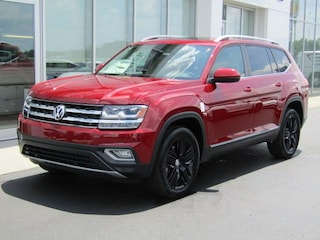 New 2018 Volkswagen Atlas 3.6L V6 SEL Premium 4MOTION SUV VW180839 in Brunswick, OH
