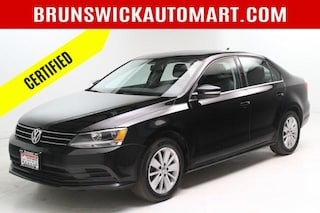 Certified Pre-Owned 2016 Volkswagen Jetta 1.4T SE w/Connectivity Automatic Sedan VW200009A for sale near you in Brunswick, OH