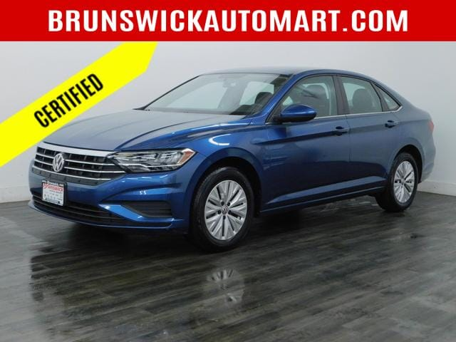 Featured Pre-Owned 2019 Volkswagen Jetta 1.4T S Sedan for sale near you in Brunswick, OH