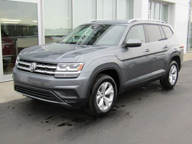 Featured New 2019 Volkswagen Atlas 3.6L V6 S 4MOTION SUV for sale near you in Brunswick, OH