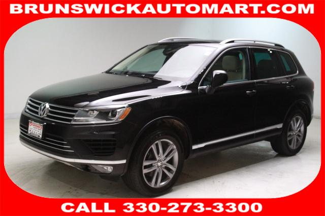 Used 2016 Volkswagen Touareg Vr6 Lux 4motion For Sale In Brunswick