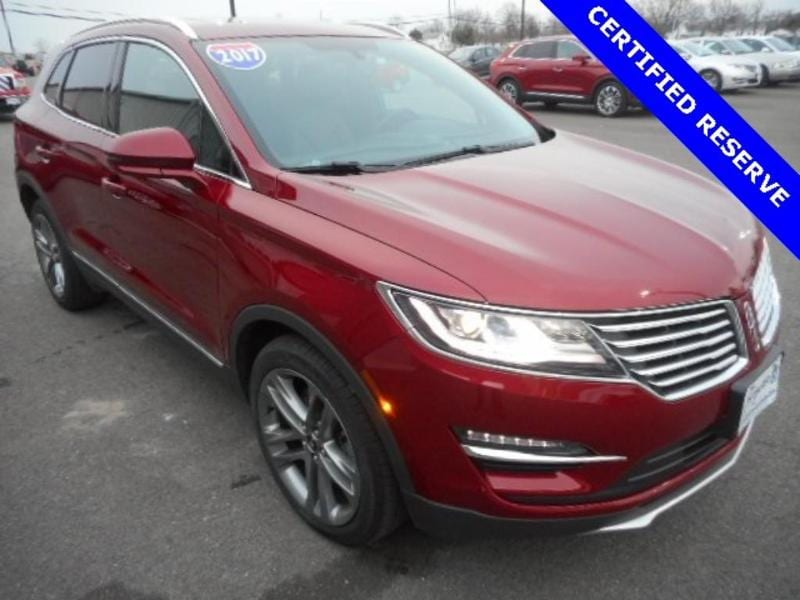 Used 2017 Lincoln MKC Reserve LINCOLN  SUV ALL-WHEEL DRIVE WITH LOCKING AN for sale in Bryan, OH