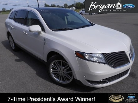 Used 2016 Lincoln MKT Ecoboost SUV for sale in Bryan, OH