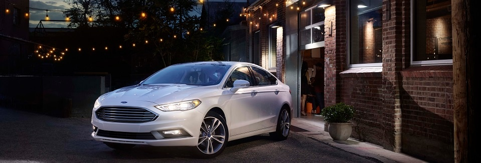 New Ford Fusion in Ohio