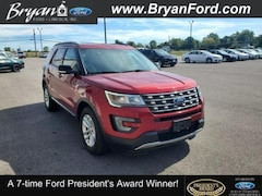 Used 2017 Ford Explorer XLT Ford  SUV Front-Wheel Drive in Bryan, OH