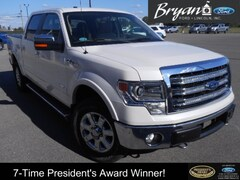 Used 2013 Ford F-150 Lariat Truck in Bryan, OH