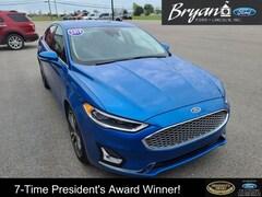 Used 2019 Ford Fusion Titanium Sedan in Bryan, OH