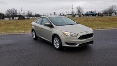 Used 2016 Ford Focus SE Ford  Sedan Front-Wheel Drive with Limited-S in Bryan, OH
