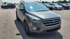 Used 2017 Ford Escape Titanium Ford  SUV Four-Wheel Drive with Locking and in Bryan, OH
