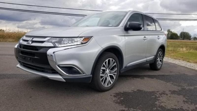 Used 2018 Mitsubishi Outlander For Sale | Bryan OH | Stock