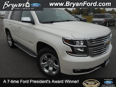 Used 2015 Chevrolet Tahoe LTZ SUV in Bryan, OH