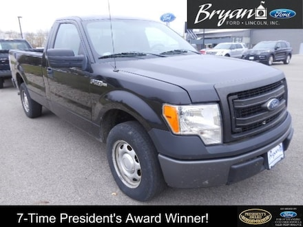 Used 2014 Ford F-150 XL Truck for sale in Bryan, OH