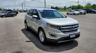 2015 Ford Edge SEL Ford  SUV All-Wheel Drive with Locking and L