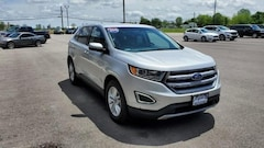 Used 2015 Ford Edge SEL Ford  SUV All-Wheel Drive with Locking and L in Bryan, OH