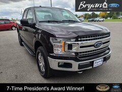 Used 2018 Ford F-150 XLT Truck in Bryan, OH