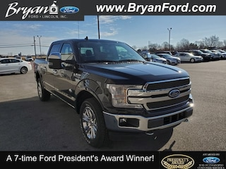 New 2020 Ford F-150 King Ranch Truck for sale in Bryan, OH