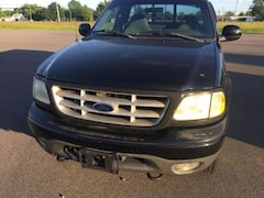 Used 2002 Ford F-150 XL Ford  Regular Cab Truck Four-Wheel Drive in Bryan, OH