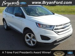 Used 2015 Ford Edge SE Ford  SUV Front-Wheel Drive with Limited-Sli in Bryan, OH
