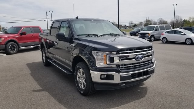 New 2019 Ford F-150 XLT Truck for sale in Bryan OH