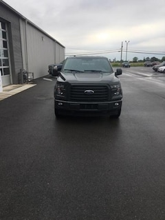 Used 2017 Ford F-150 XLT Ford  Crew Cab Truck Four-Wheel Drive with L in Bryan, OH